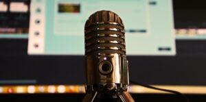 Kushy Dreams Podcast Microphone