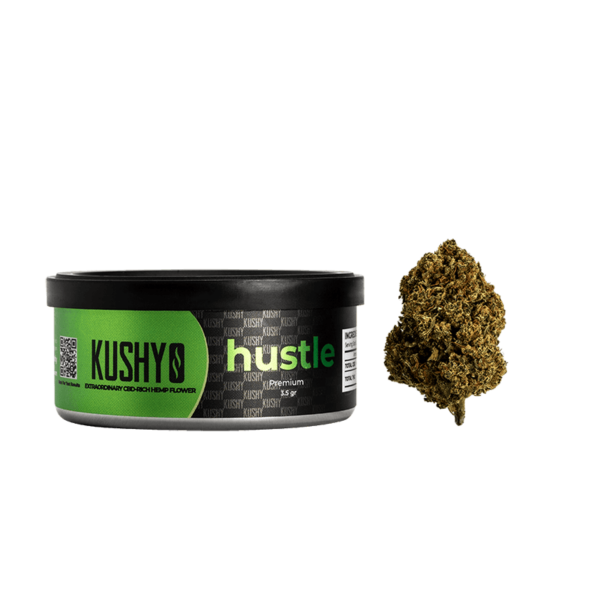 Kushy Dreams Smokable Hemp Flower Hustle Effect Premium