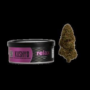 Kushy Dreams Smokable Hemp Flower Premium Relax
