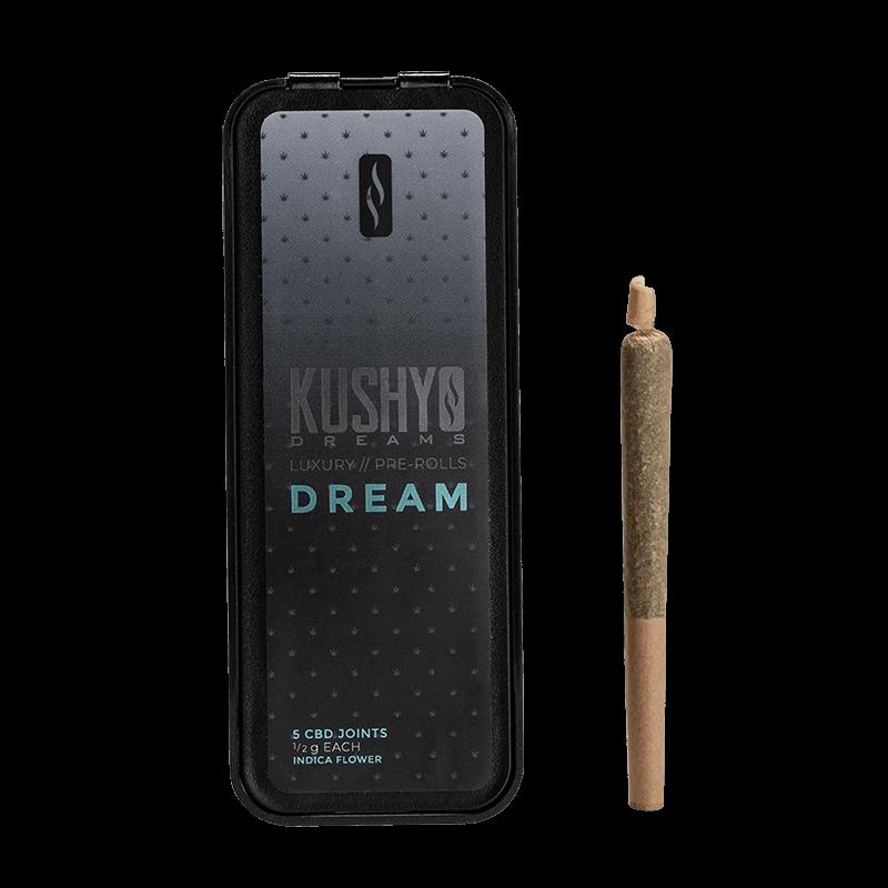 Kushy Dreams 5-Pack Dream Effect